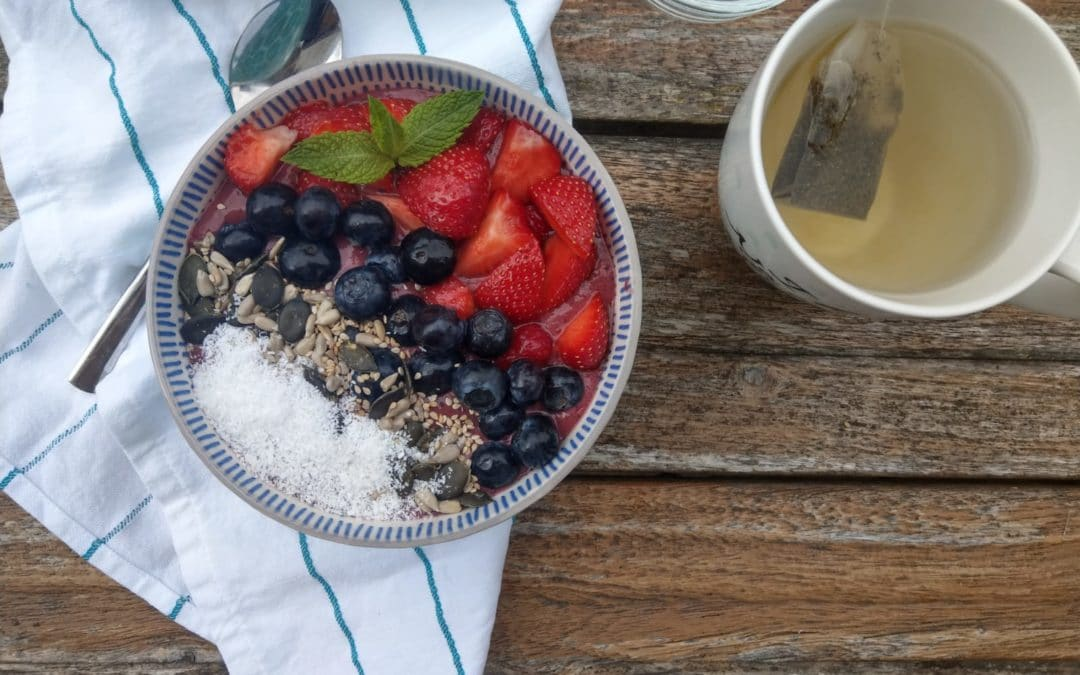 Summerbody Smoothie Bowl Recept